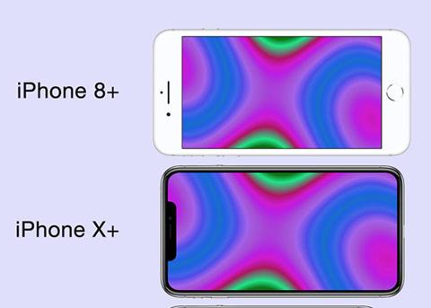 iPhone X Plus CAD设计图曝光 真的是三摄?