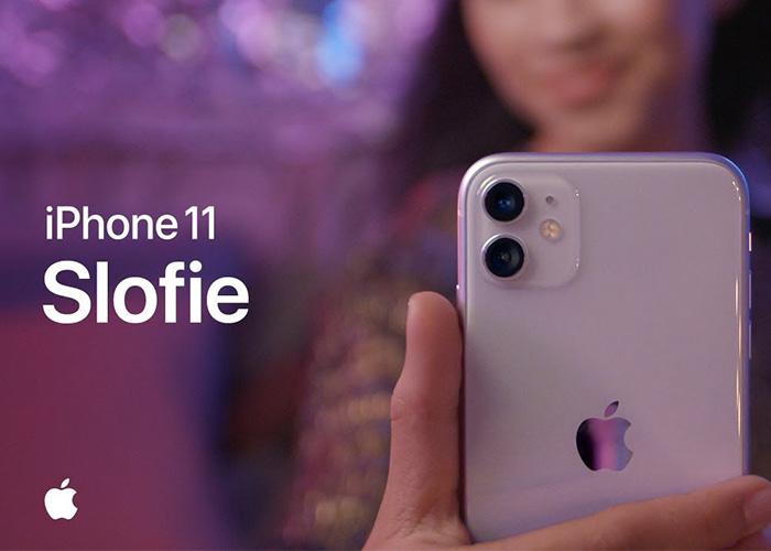 "iPhone 11自拍新玩法:苹果放出四段""慢自拍(Slofie)""宣传视频"