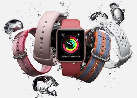 Apple Watch 3蓄势待发?外媒曝光九月发布