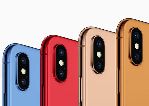 苹果或将推多配色LCD iPhone 但没有红色