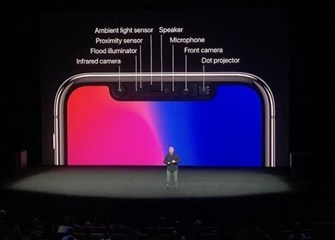 """明年iPhone""""刘海""""变化不大 为供应稳定?"""