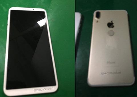 爆料大神放料:iPhone8将后置Touch ID