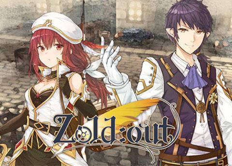 香港独立游戏团队开发 日式战棋《Zold:out》即将到来