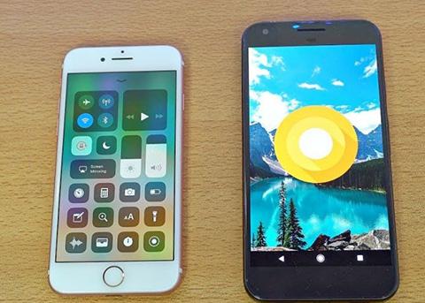 iOS11对比Android O 现在看谁才是赢家?