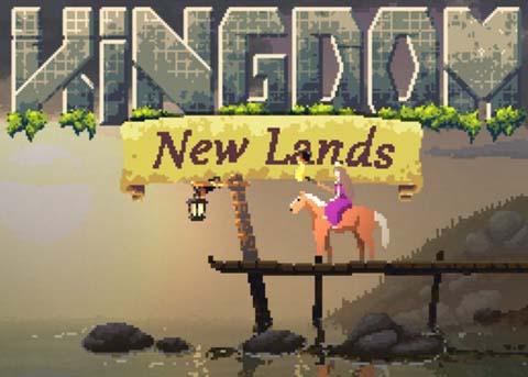 2D像素游戏《王国:新大陆》1月底上架!