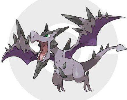 神奇宝贝化石精灵