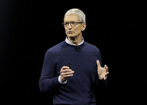 iPhone8未发布 库克先获得9000万奖金
