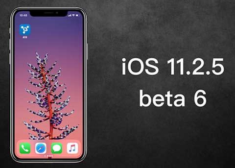 iOS11.2.5 beta6发布:修复恶意链接导致设备卡死的问题