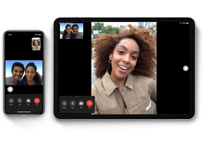 iOS 13.4更新导致无法与部分旧设备开展FaceTime音视频通话