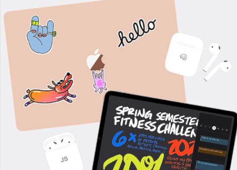 苹果启动返校促销:买符合条件的产品今年送AirPods