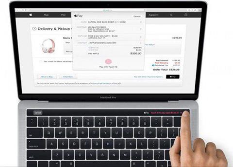 电池续航大提升 新款MacBook Pro能当充电宝