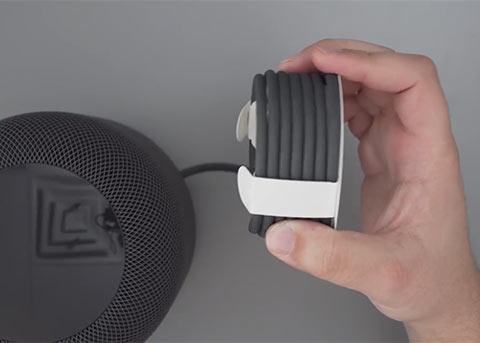 苹果:HomePod 电源线可以修,收费29美元