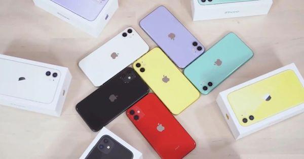 """iPhone 12跳水千余元 新旧交替喜迎""""十三香"""""""
