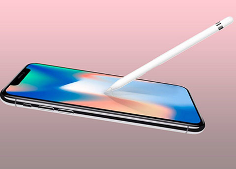今年只有OLED iPhone可使用Apple Pencil