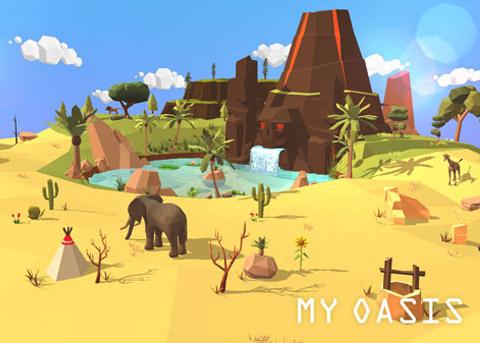 《我的绿洲》评测:我在空中建了一座绿洲