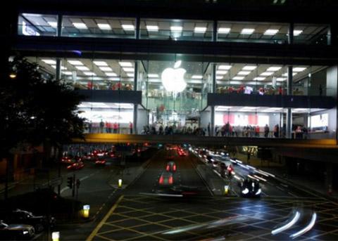 中国所有苹果店将支持支付宝:买iPhone不用现金了