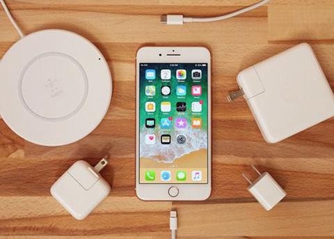 未来的MacBook和iPhone可以无线共享电源