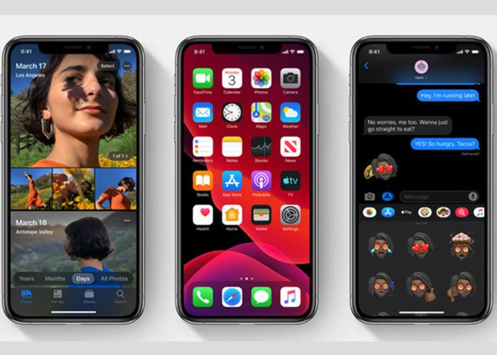 "iOS 13.3 beta 2测试版发布,新增""屏幕时间通信""限制功能"