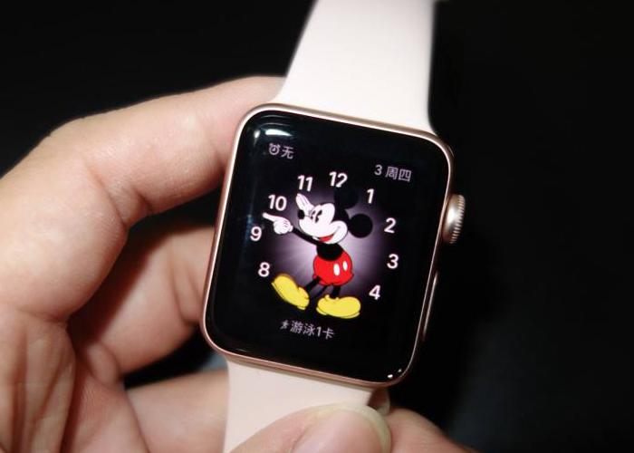 watchOS6.0.1 发布!解决米奇和米妮表盘不报时问题