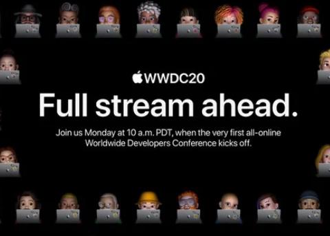 今年苹果WWDC大会极有可能也采用录播形式举行
