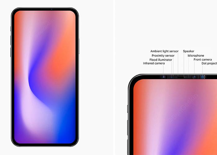 """2020年新款iPhone爆料:全新设计,屏幕""""刘海""""可能更小"""