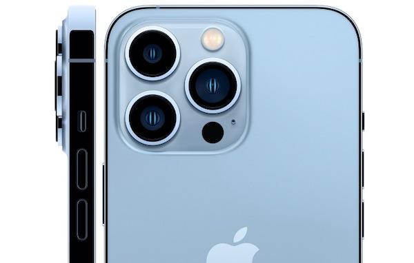 苹果iPhone 13 Pro 相机评分出炉:137分 排名第四