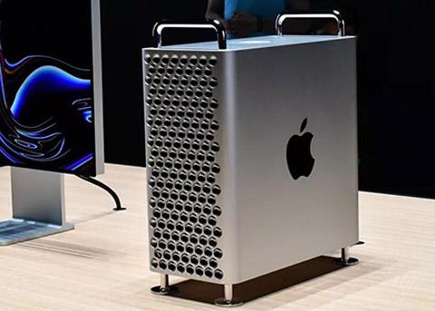 美国制造遭嫌弃?新款Mac Pro在中国组装