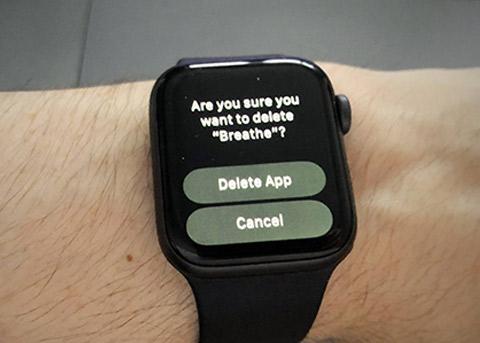 watchOS 6 beta 3:正式支持删除预装 App