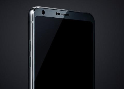 LG年度旗舰G6曝光:横置对称双摄+后置指纹传感器