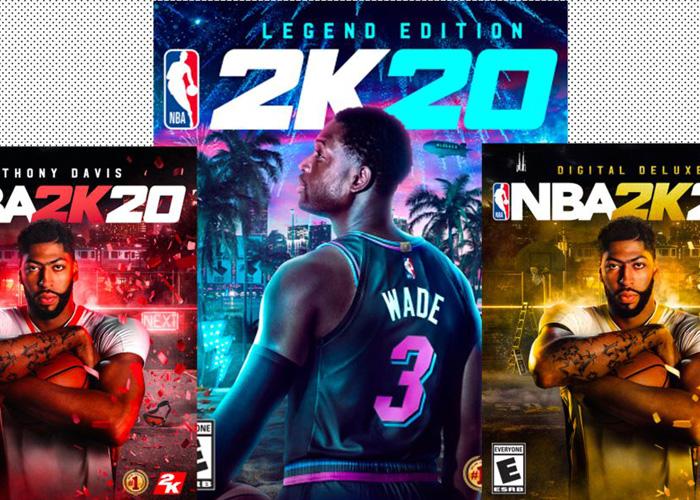 大热NBA游戏《NBA 2K20》正式上架:NBA故事再度回归,同步推免费下载体验