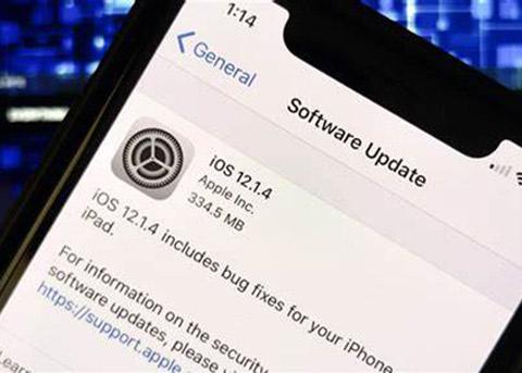 iOS12.1.4验证现已关闭 现已无法降级iOS12.1.4