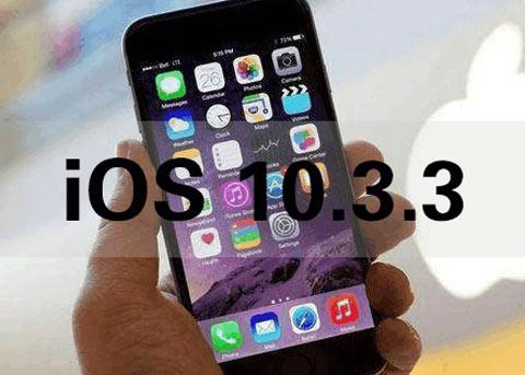 苹果已发布iOS10.3.3 beta5,iOS10.3.3正式版还会远么?