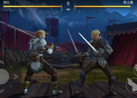 暗影格斗3修改版iOS下载 可让对手不攻击