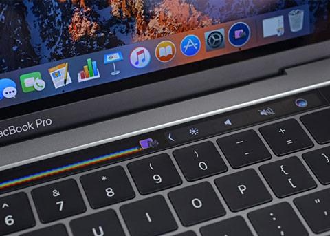 桌面Mac可能很快会迎来Touch Bar加持