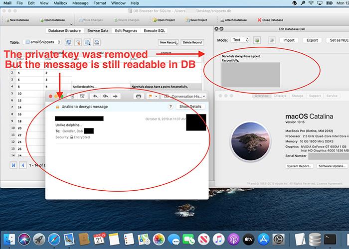 苹果表态称将在未来更新中修复macOS泄露邮件内容的bug