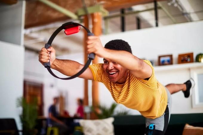 """消息称国行版《健身环大冒险》将以""""健身环+兑换卡""""的形式首发"""