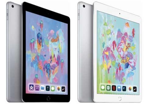 苹果公司在欧亚数据库中注册了6款新iPad