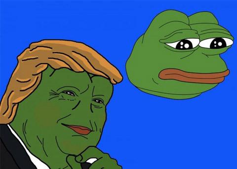 历史上第一位被公开宣告死亡的表情包:青蛙Pepe