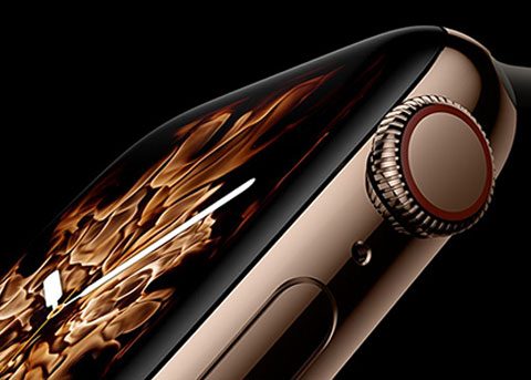 Apple Watch Series 4获年度最佳显示器产品