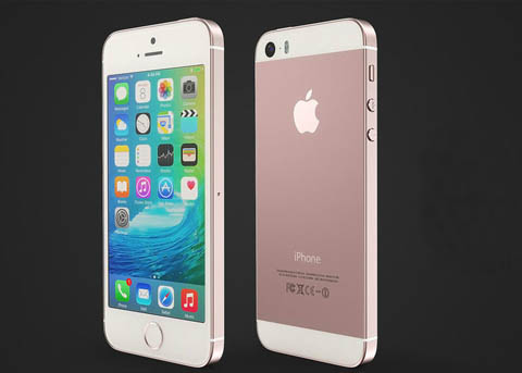 iPhone SE有哪些颜色?iPhone SE外观终极渲染图曝光!