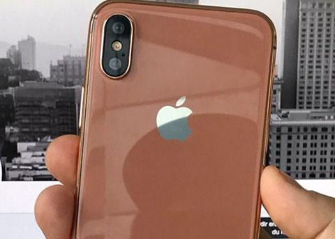 亮铜色iPhone8如果长这样 你觉得如何?