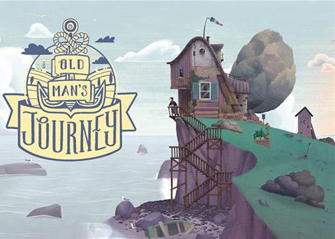 清新解密游戏《老人之旅》正式上架