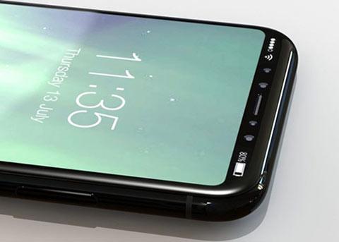你觉得iPhone 8的状态栏该怎么设计好?