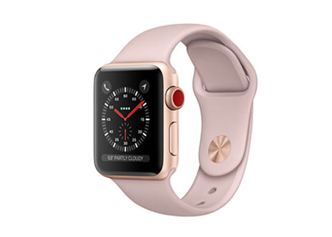 苹果中国区官网上架Apple Watch S3翻新机