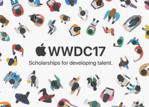 WWDC2017邀请函是什么样子?WWDC2017邀请函有什么秘密?
