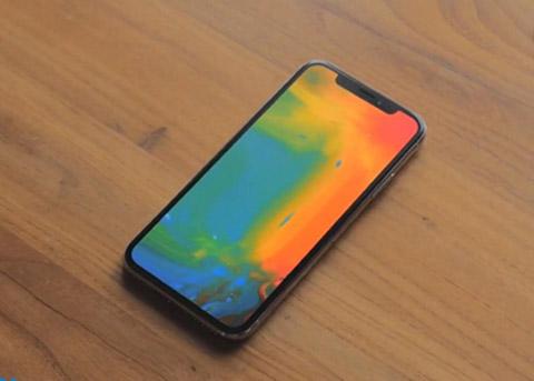 iPhone X屏幕截图会有刘海吗?iPhone X屏幕截图长什么样?