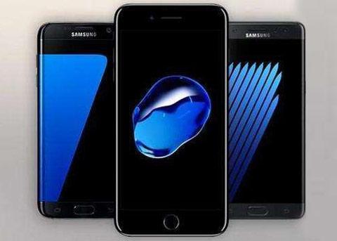 哪个版本Galaxy S8更快?都没有iPhone7快
