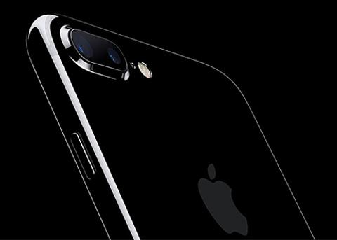 亮黑色iPhone7系列新增32GB 售价4588元