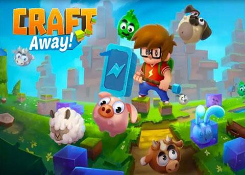 《Craft Away!》评测:找个锤哥来挖矿