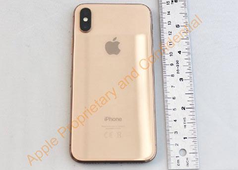 金色版iPhone X真机意外出炉 你期待么?
